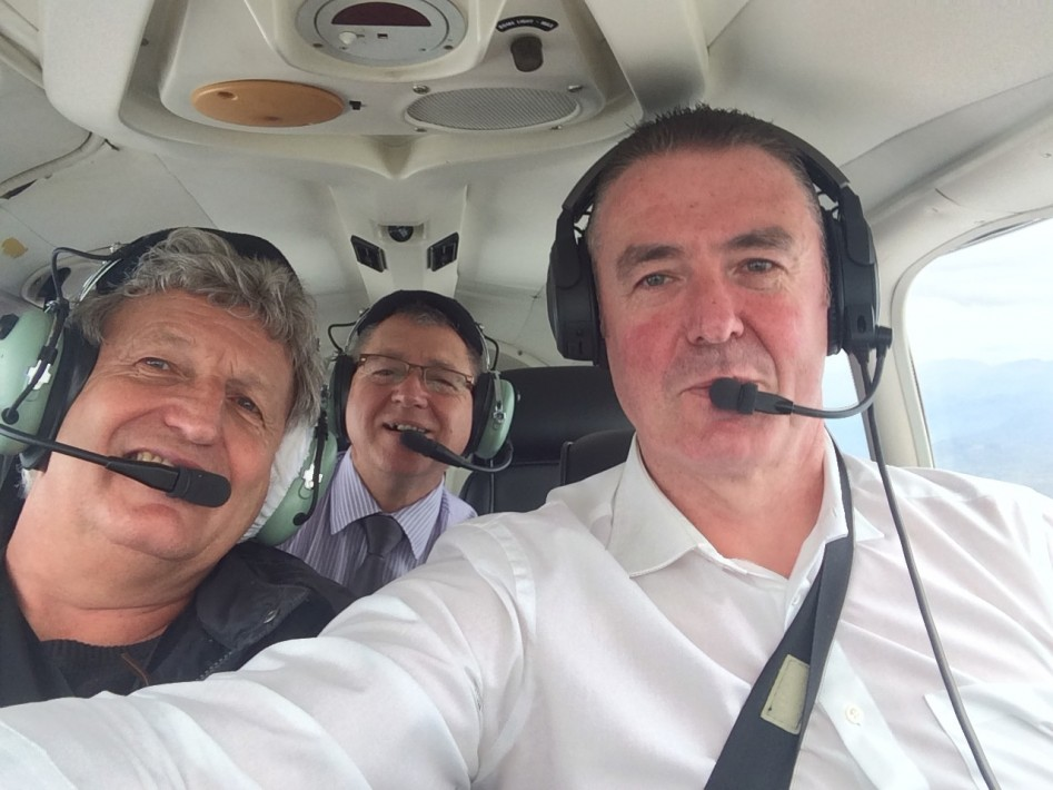 Company Plane Trip To Yorkshire Curtis Moore Cladding